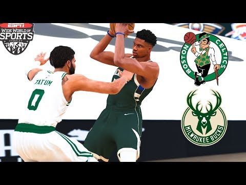 CELTICS vs BUCKS FULL GAME HIGHLIGHTS! JULY 31, 2020 NBA SEASON RESTART | NBA 2K20