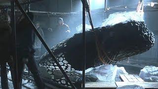 【喵嗷污】专家在南极挖出被冰冻的飞船,里面的生物,竟能轻易毁灭全人类《异形猎手》几分钟看科幻片