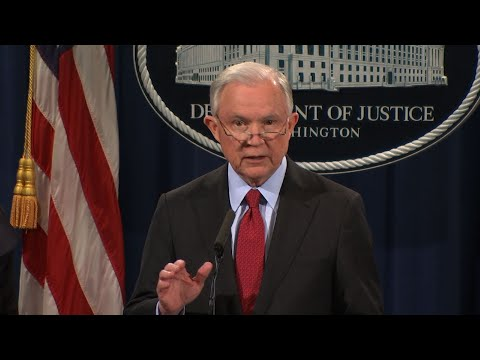 Sessions: Help on the Way to Fight Violent Crime