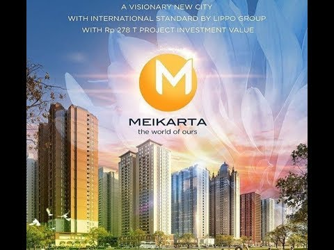 NEW CITY at INDONESIA (MEIKARTA CITY)