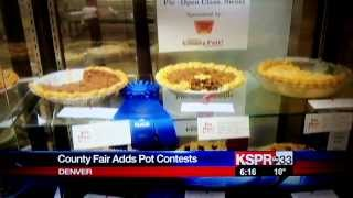 Colorado County Fair To Have Cannabis Contest