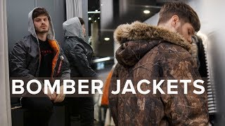 Mens Bomber Jackets | Things To Know Before You Buy