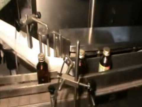 Vial And Ampoule Sticker Labeling Machine