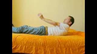 Смотреть онлайн Лечение межпозвоночной грыжи