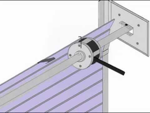 Tutorial sostituzione asse portamolle di una serranda avvolgibile