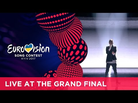 Kristian Kostov - Beautiful Mess (Bulgaria) LIVE at the 2017 Eurovision Song Contest
