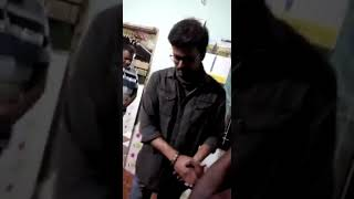 Ilaya thalapathy Vijay Visit to Sterlite Protesters home after his death   Sterlite Protest 2018