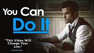 YOU CAN DO IT - One of the Best Motivational Videos Ever Created for Students, Success & Studying