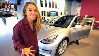 Download Youtube: A Surprise Tesla Model 3 Delivery!