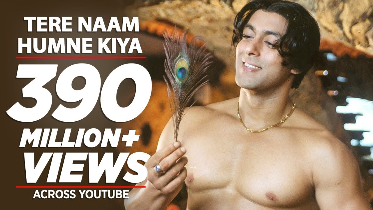 Tere Naam Hindi lyrics