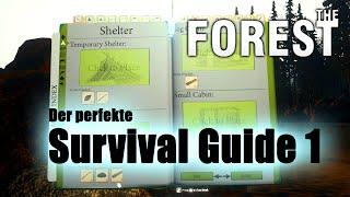 THE FOREST   ★ Der Perfekte Survival Guide 1   ALLE Anfänger Tipps   Infos [HD+  Deutsch]