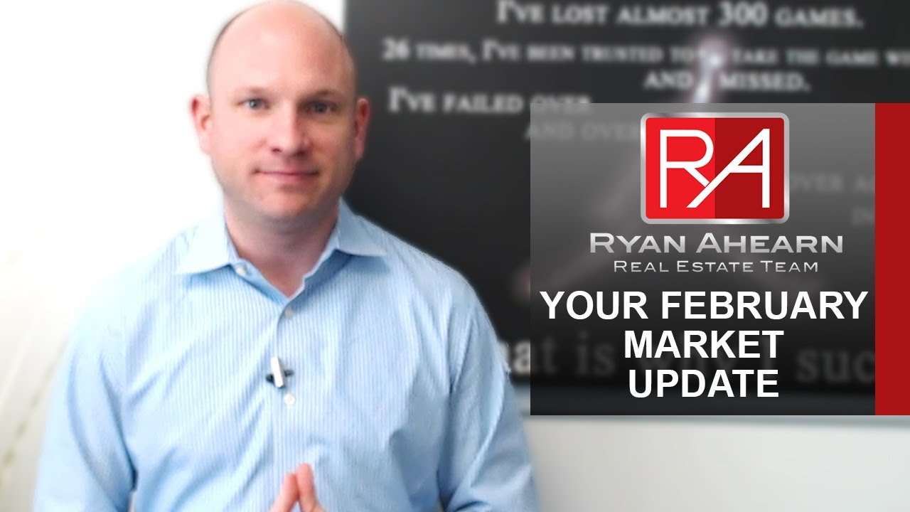 A Market Update: Tracking Current Numbers & What They Mean for You