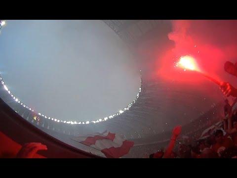 """DIADEINTER #49 - FOI O INFERNO"" Barra: Guarda Popular • Club: Internacional"