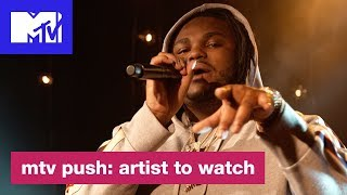 Tee Grizzley Performs 'Colors' | MTV Push: Artist To Watch