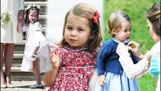 Список правил и обязанностей принцессы Шарлотты