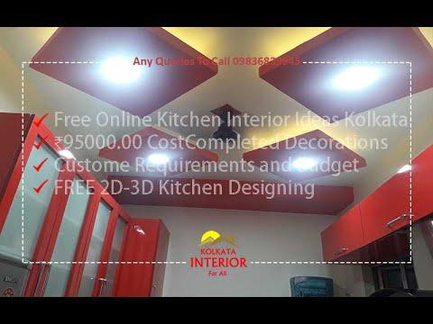 Modular Kitchen Interior Design Ideas Kolkata