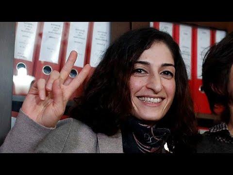 «Με συνέλαβαν λόγω της δουλειάς μου», λέει η Γερμανίδα δημοσιογράφος…