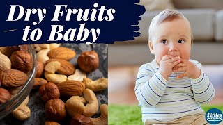 When and How to Give Dry Fruits to Baby