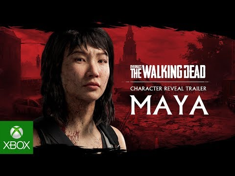 Overkill's The Walking Dead : Trailer Maya