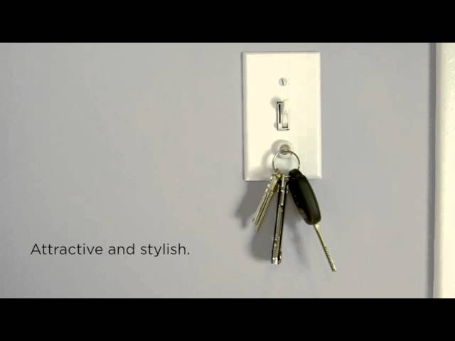 KeyCatch Light Switch Key Magnets