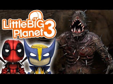 LittleBigPlanet 3 Walkthrough - SHREK SURVIVAL! | Little Big Planet 3 Multiplayer (40) by dlive22891 Game Video Walkthroughs & LittleBigPlanet 3 Walkthrough - SHREK SURVIVAL! | Little Big Planet ...