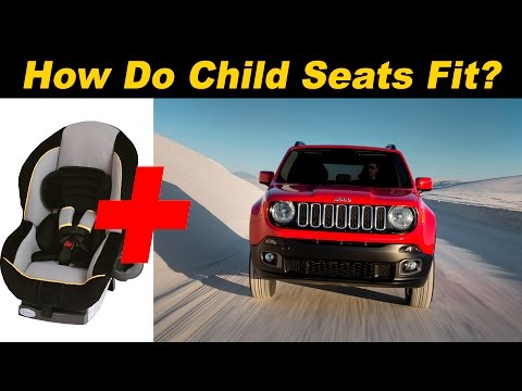 2016 Jeep Renegade Child Seat Review