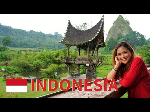 INDONESIAN STREET FOOD TOUR - Authentic Local Food Of Sumatra, Indonesia