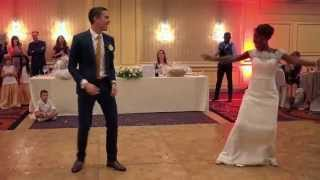 Opening Wedding Dance - Ruffine & Nicolas (Etta James - covered by Beyoncé, Bracket, P-Square)
