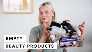 EMPTY PRODUCTS | Estée Lalonde