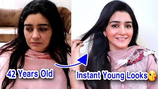 Instant Young Looking Tips for 40+ Mature Ladies to Look 25+ !!!