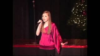"Kincaid Gooch Kacey Solo ""Put A Little Holiday In Your Heart"" Christmas 2011"