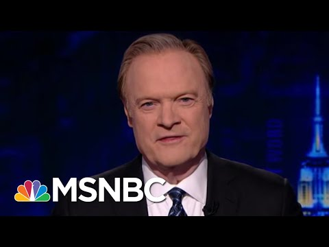 "Lawrence O'Donnell On ""High Crimes And Misdemeanors"" 