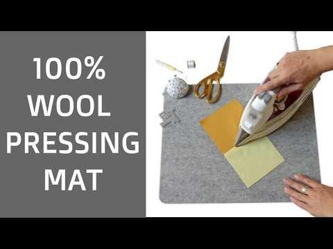 MadamSew Wool Pressing Mat
