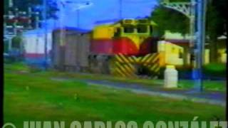 preview picture of video 'Estacion Santa Fe Año 1989'