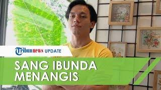 VIDEO Ibunda Jefri Nichol Datangi Polres Jakarta Selatan, Hanya Terisak dan Menangis