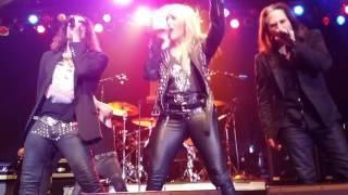 DORO PESCH @ Vegas Rocks Hair Metal Awards with All Rock Stars