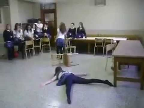 School Girls Dance In Tights - YouTube ▶3:10