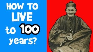 How to live to 100 years old? TOP 15 tips/secrets to live to 100 years