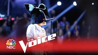 "Sia: ""Alive""   The Voice"