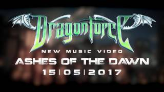 """DragonForce """"Ashes Of The Dawn"""" New Music Video Out May 15, 2017"""