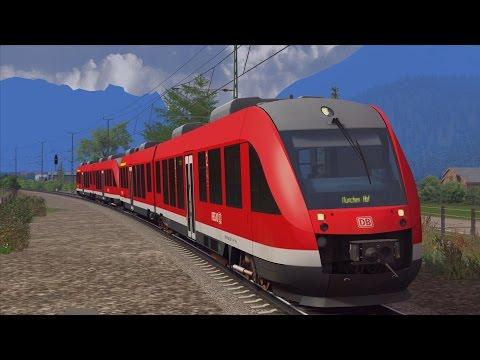 Train Simulator | Lint 27 BR 640 Railtraction |