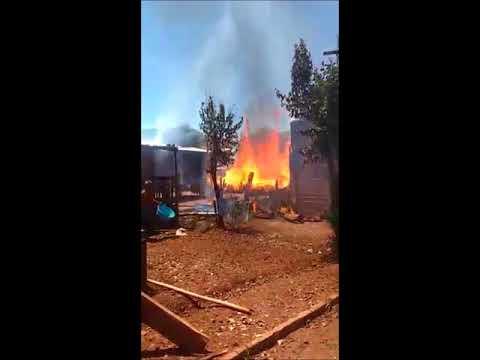 Incêndio em Barão de Cotegipe