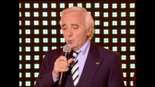 """Charles Aznavour - """"La terre meurt"""" - Fête de la Chanson Française 2007"""