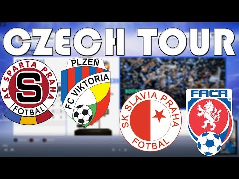 CZECH TOUR   Turnaj Pouze Českých Týmů!!!   FIFA 19  CZ/SK