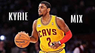 Kyrie Irving Mix   White Iverson