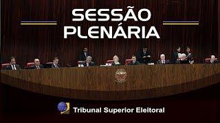 Sessão em que o TSE impediu Lula de disputar eleições 2018