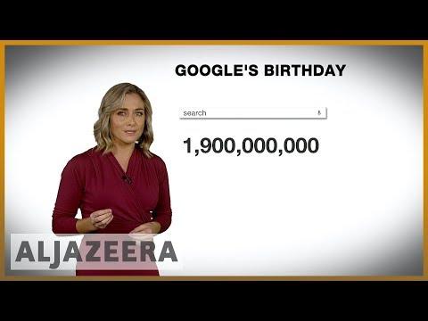 🔎 Google celebrates 20 years of 'Googling' | Al Jazeera English