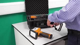 Φασματογράφος XRF X-MET8000