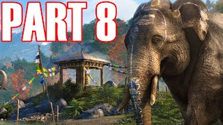 Far Cry 4 Gameplay Walkthrough Part 8 - TOO CLUTCH!    Walkthrough From Part 1 - Ending