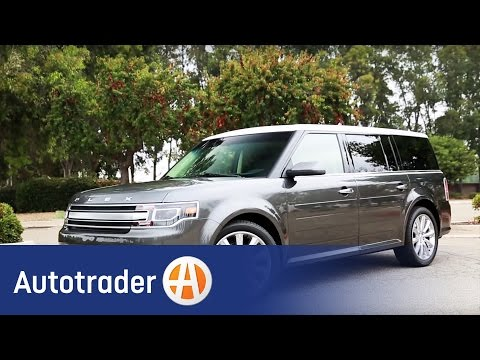 2015 Ford Flex | 5 Reasons to Buy | Autotrader